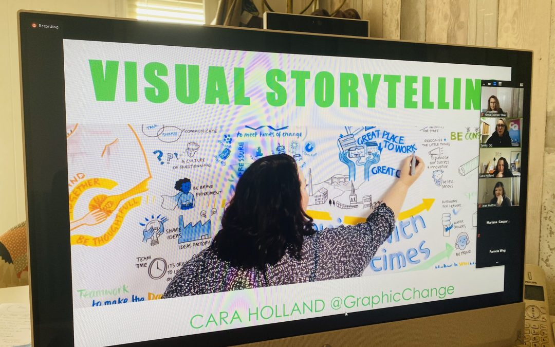 Visual Storytelling – Why you should tell the Small Stories